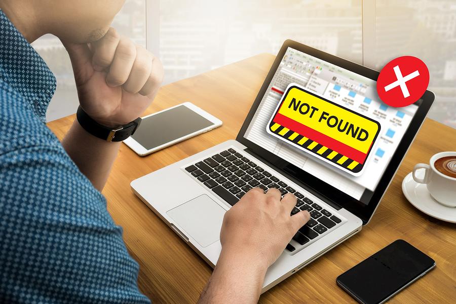 Web Site Design Problems