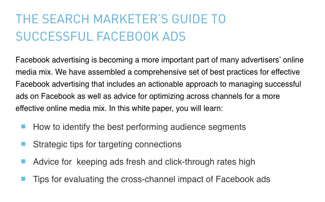 search_marketers_guide_to_successful_facebook_ads___marin_software